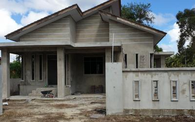 Single Storey Bungalow Batu Tumboh